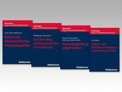 Neu: Buchreihe zur praktischen Hospiz- und Palliativarbeit